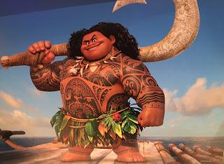 Maui (Dwayne Johnson)