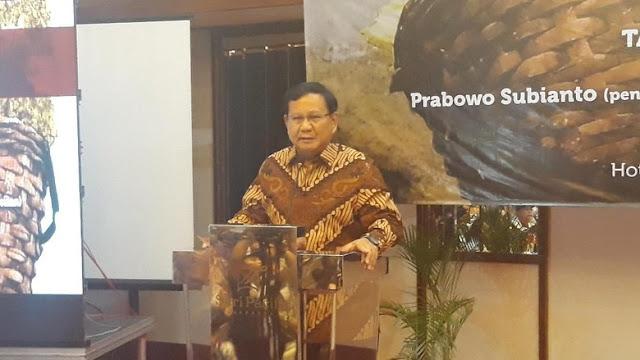 Kutip Ryamizard Ryacudu, Prabowo: Indonesia Hanya Bisa Perang 3 Hari