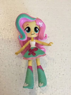 Equestria Girls Mini Glitter Fluttershy