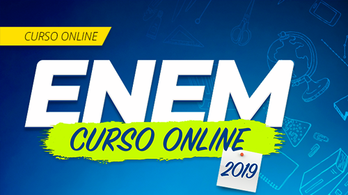 Curso Online ENEM 2019