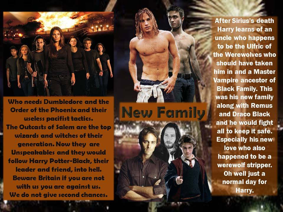 Fanfiction Recommendations from a Slash Fan: March 2013