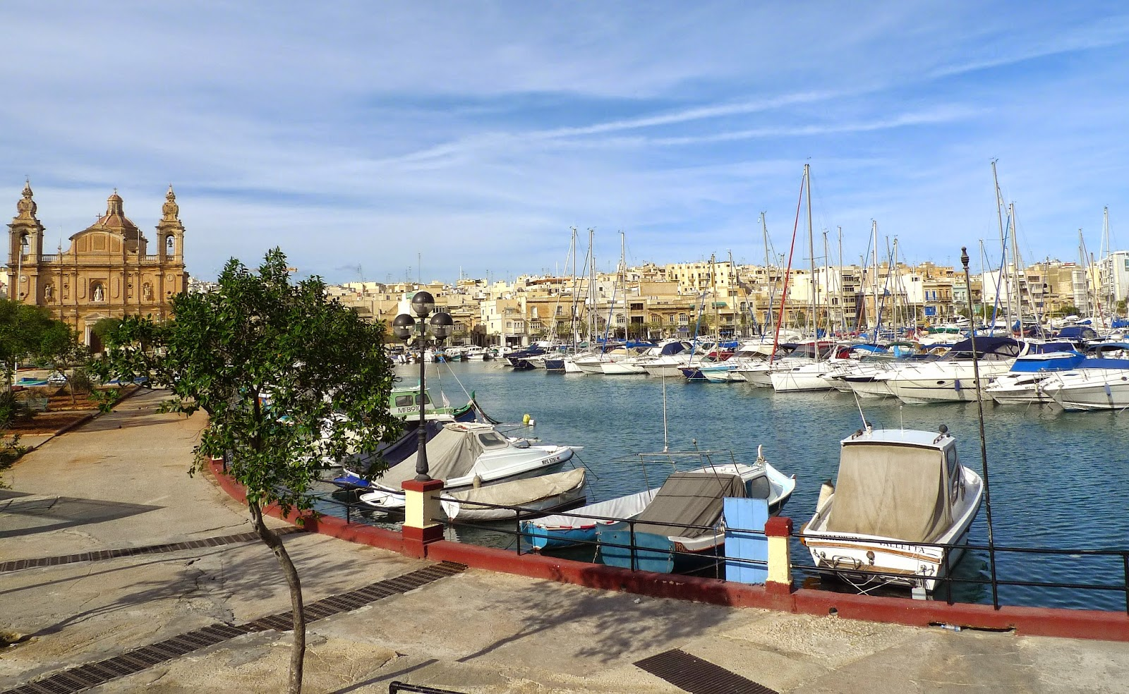 Sightseeing in Malta