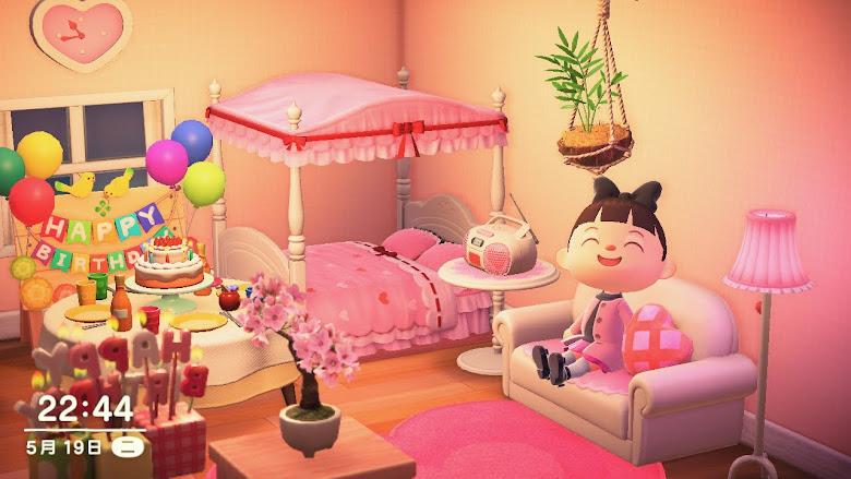 嘗試為虛擬角色打造粉紅色的房間,幾乎是當女兒養了 (?)