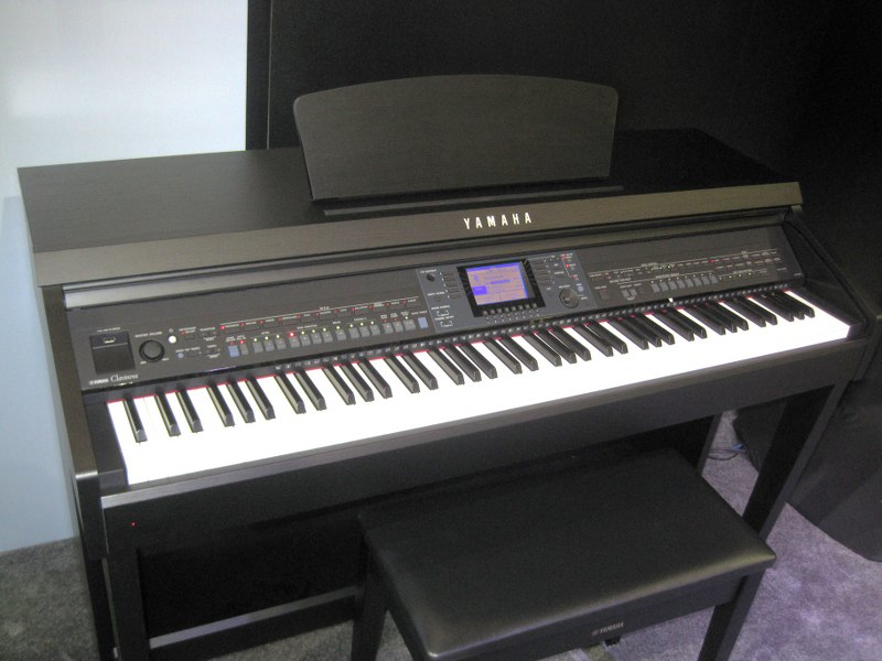 Az piano reviews review yamaha cvp601 vs roland hp506 for Yamaha digital piano dealers