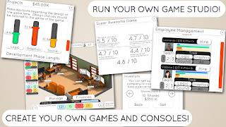 Free Download Game Game Studio Tycoon MOD APK (Unlimited Money) Terbaru 2018