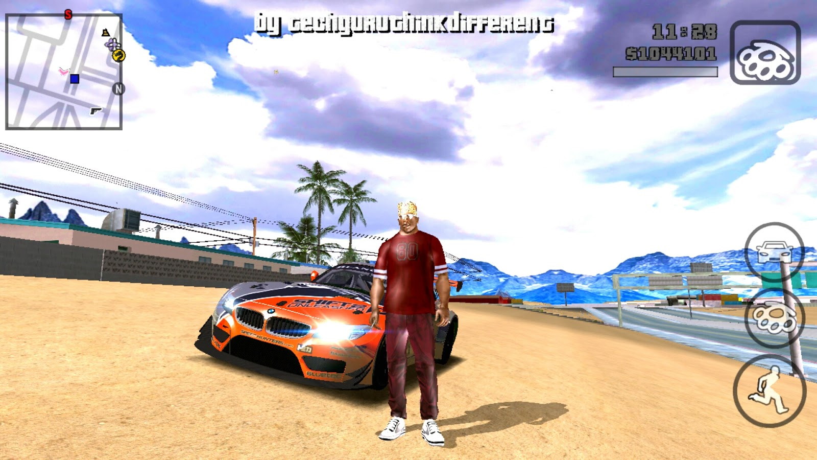 GTA SAN ANDREAS ULTRA GRAPHICS MOD FOR ANDROID ~ Free ...