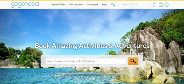 Website Pilihan Bagi Kamu Pencinta Travelling