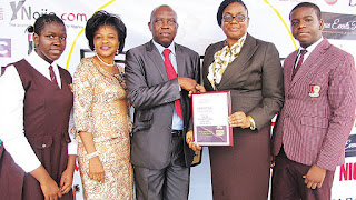 Caleb College bags Lagos Best Private Secondary School Award - TheGuardian