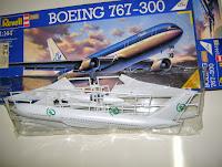 BOEING 767-300 (KLM) Revell 1/144