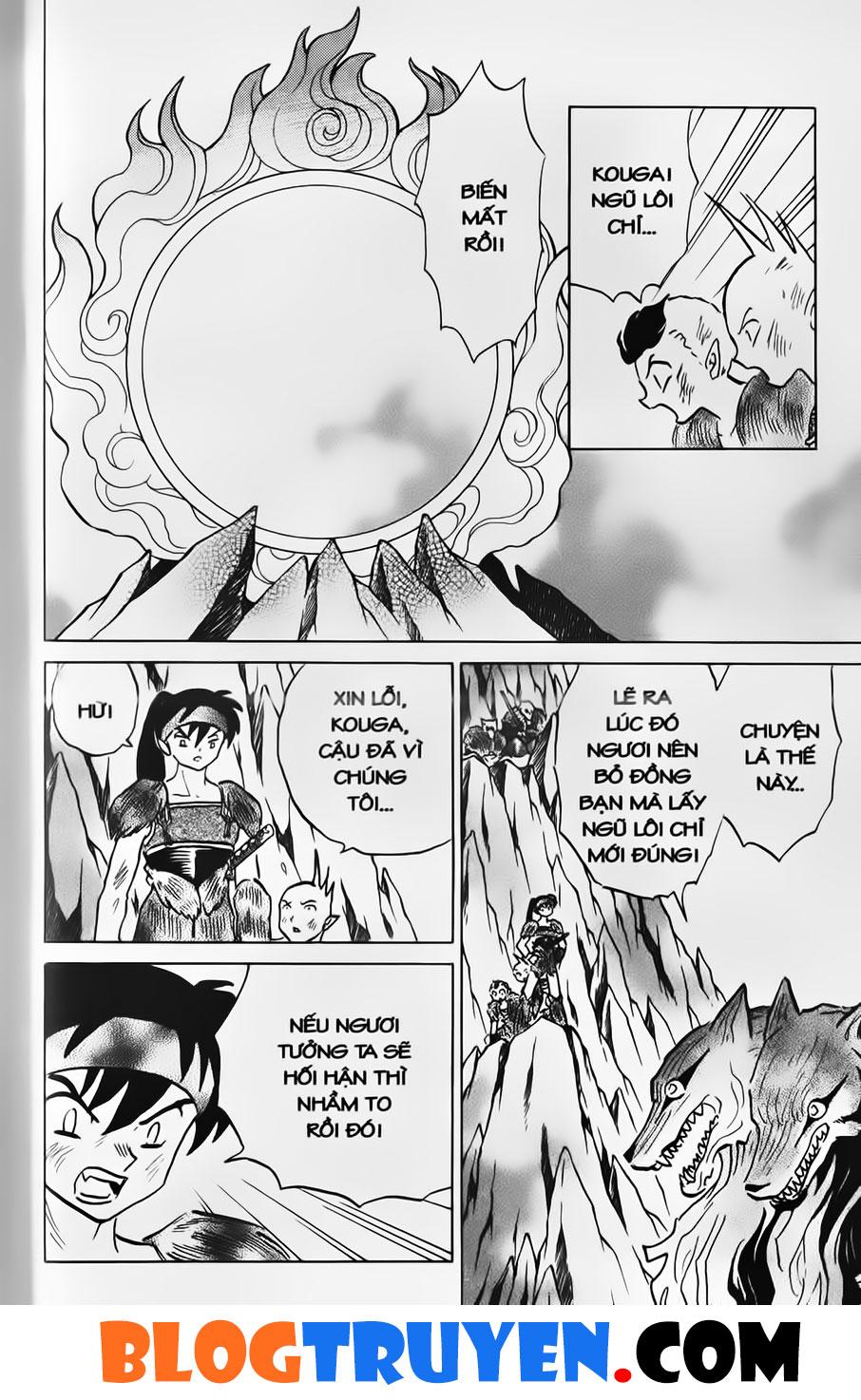 Inuyasha vol 39.4 trang 7