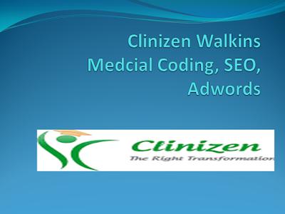 CLINIZEN Walkins - Google Adwords SEO, Social Media Marketing | 19th - 29th July 2018 | Hyderabad
