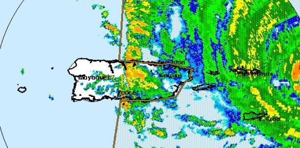 Irma pasaría más cerca de puerto Rico