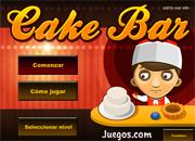 juegos de cocina cake bar