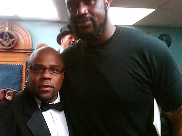 88d71c109a3d1 Freemasons For Dummies: Brother Shaquille O'Neal
