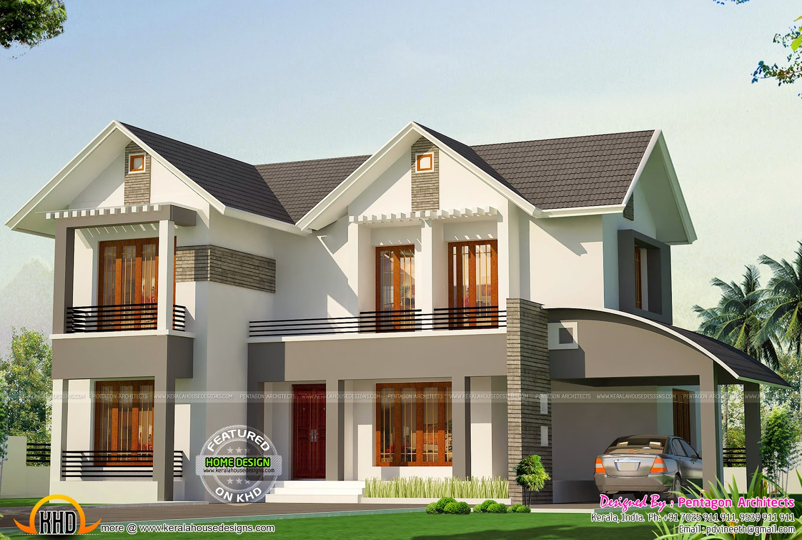 ... Kerala House Plans ...