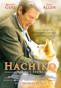 Hachi: A Dog's Tale Poster