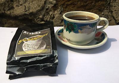 Arabika Coffee Gunungsari Kopinya Khas Pemalang