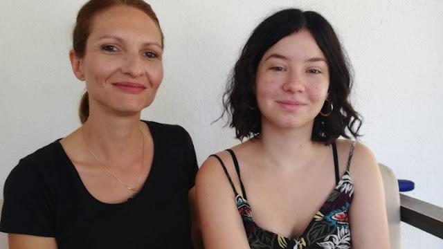 Πολύτεκνη μητέρα και η κόρη της πέρασαν στις πανεπιστημιακές σχολές της επιλογής τους