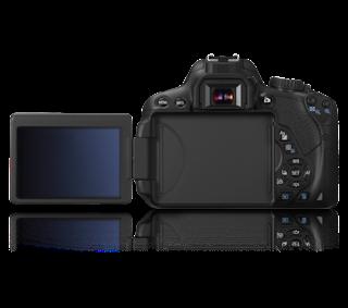Canon EOS 650D Spesifikasi, Review dan Harga