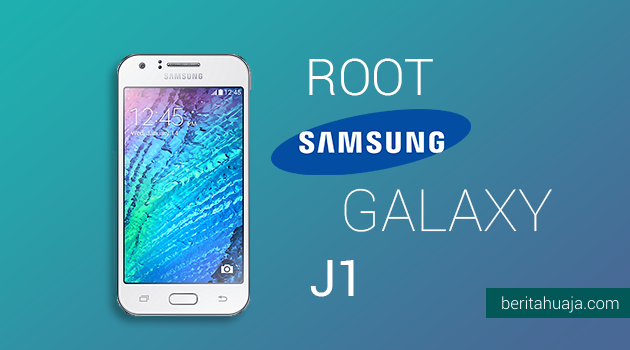 How To Root Samsung Galaxy J1 SM-J100 And Install TWRP Recovery
