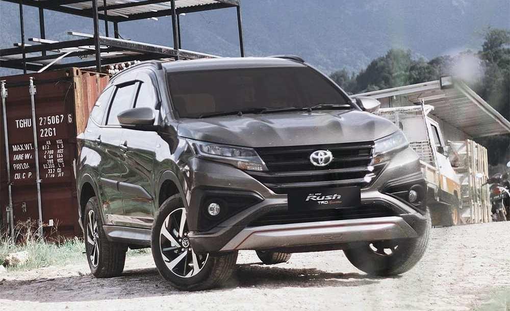 Lebih Menawan dan Canggih, Begini Fitur Toyota All New Rush 2018