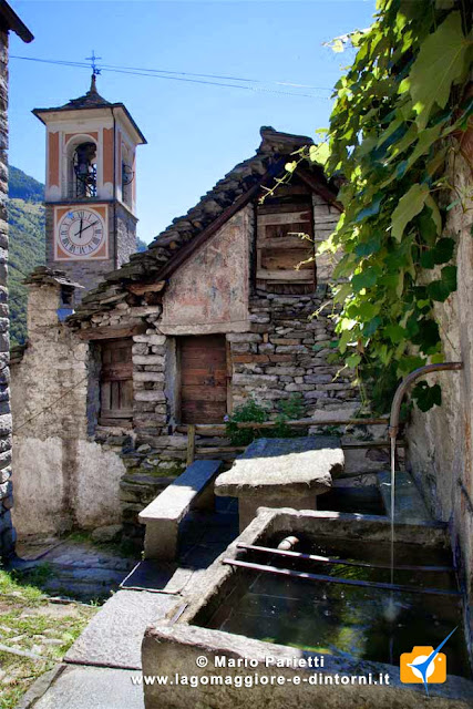 Val Verzasca Corippo
