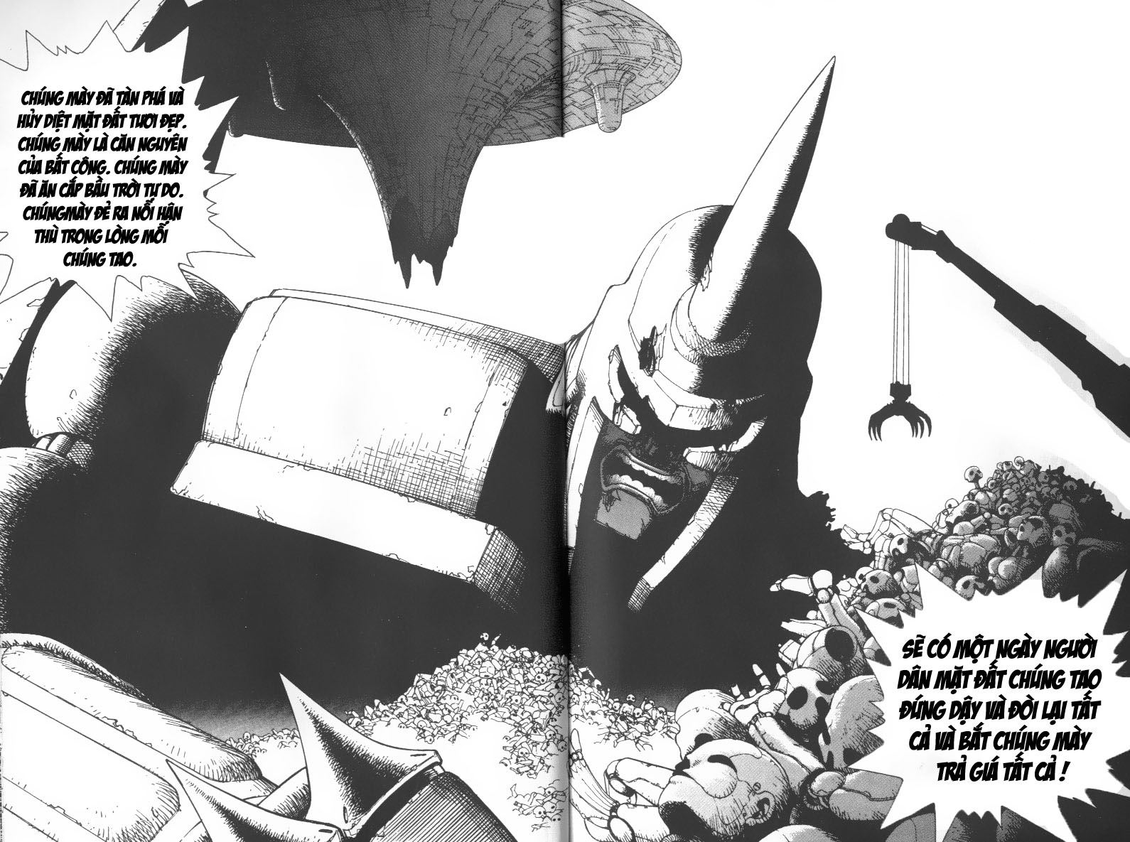 Battle Angel Alita chapter 39 trang 62