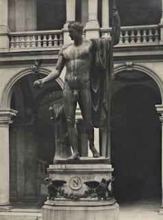 napoleone marte pacificatore bronzo a brera