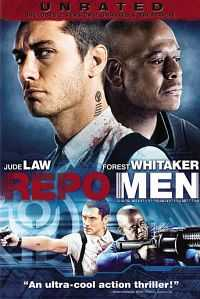 Repo Men 2010 Hindi Dual Audio Movie Download 300mb BluRay 480p