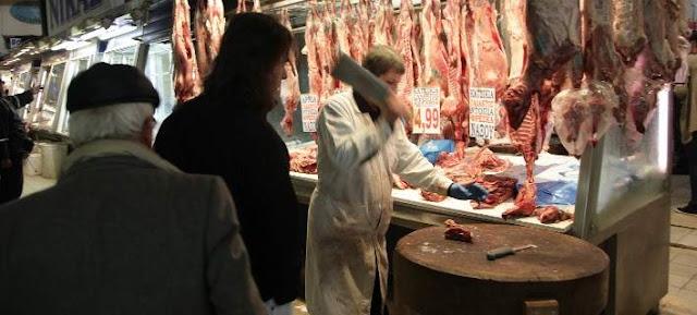 Προσοχή! Με παραλληλόγραμμη σφραγίδα ΕΛΛΑΣ τα ελληνικά κρέατα -Τι να προσέχουμε εν όψει Πάσχα