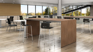 Enwork Teaming Tables - Stealth Collection