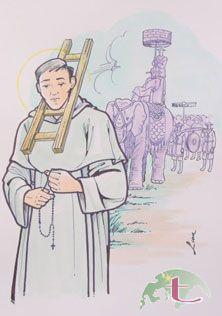 VHTK Thánh Tôma Ðinh Viết Dụ, Lm, ngày 26.11