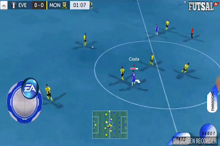 Download FTS 15 Mod Futsal Soccer by Arief Zul Apk Data Obb for Android