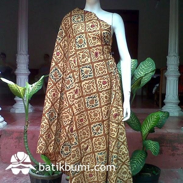 Kain Batik CAP Kombi. TULIS  Sidomulyo MB 024