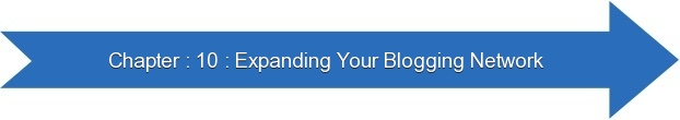 Next: Expanding Your Blogging Network