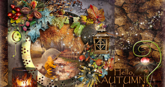 Hello Fall Collages To Share With Friends