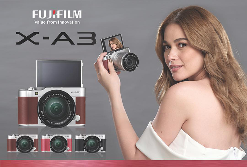 Fujifilm Announced X-A3, A 24.2 MP Selfie Centric Mirrorless Camera!