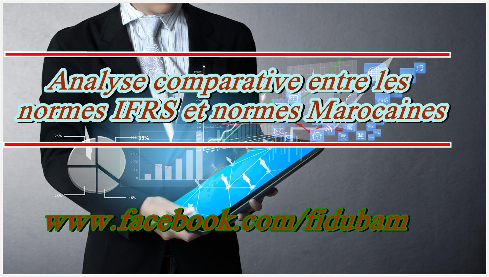 cc - Fichier PDF : Analyse comparative entre les normes IFRS normes Marocaines