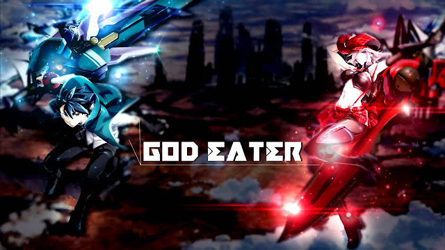 God Eater BD (Episode 1 - 13) Subtitle Indonesia