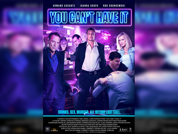 Sinopsis, detail dan nonton trailer Film You Can't Have It (2017)