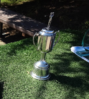 The MiniLinks US Open trophy