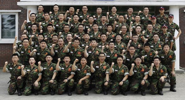Lakukan Seks Gay, Tentara Korea Selatan Ini Di Hukum