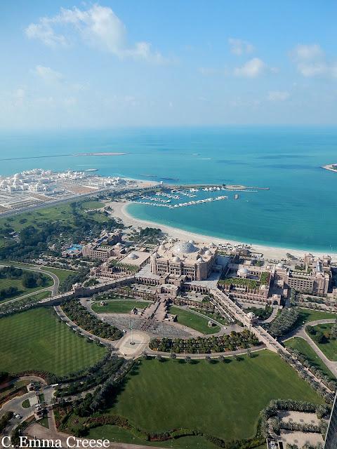 Abu Dhabi Corniche Jumeriah at Etihad Hotels
