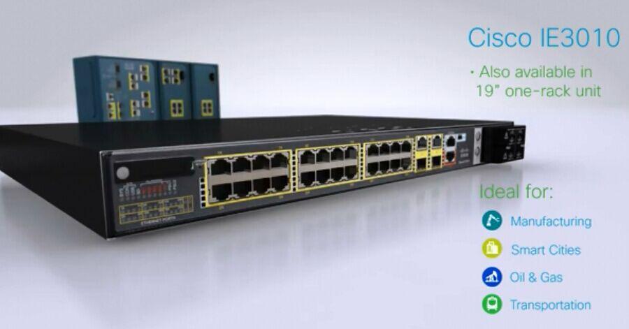 Cisco, Network Equipment Resource: 2018
