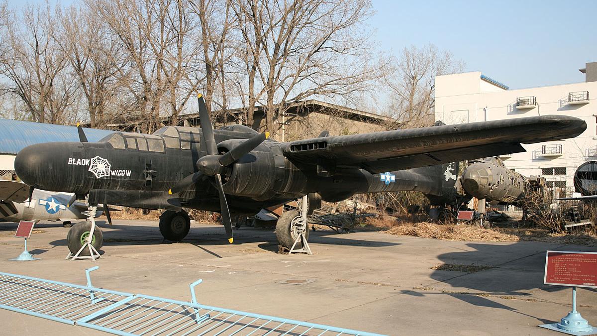Northrop P-61 Black Widow - Specifications - Technical