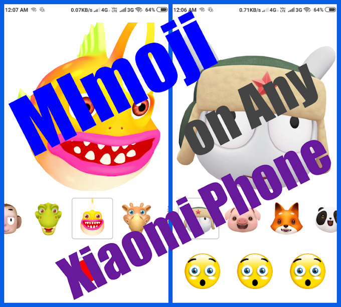 How to get Mimoji to your phone | tiktoktech