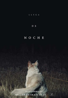 Llega de noche dirigida por Trey Edward Shults / Poster