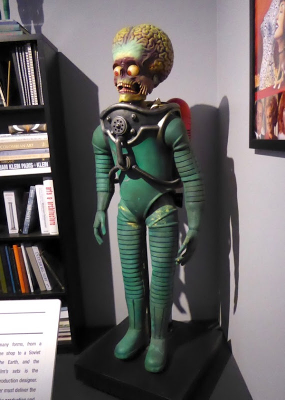 Martian soldier Mars Attacks