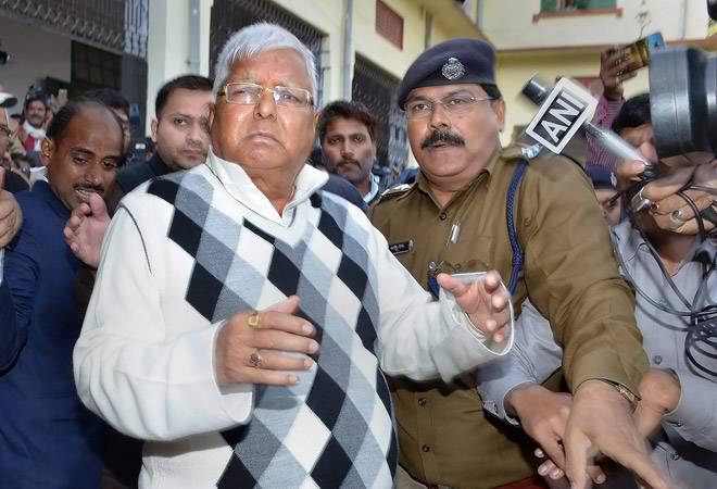 Lalu Prasad Yadav's Conviction