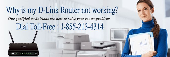 Why is my D-Link Router not working?